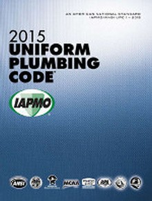 2015 Uniform Plumbing Code (UPC) Study Guide