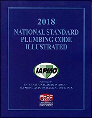 2018 National Standard Plumbing Code Illustrated