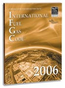International Fuel Gas Code (IFGC) 2006 Paperback