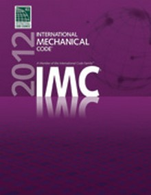 International Mechanical Code (IMC) 2012 - Paperback