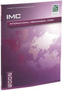 International Mechanical Code (IMC) 2009 - Paperback