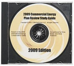 Study Guide for the 2009 Commercial Energy Plan Review - CD-ROM