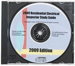 Study Guide for the 2009 International Residential Electrical Inspectors Certification - CD-ROM