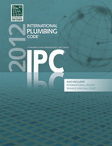 International Plumbing Code (IPC) 2012 - Paperback