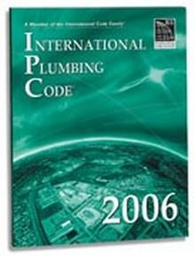 International Plumbing Code (IPC) 2006 Paperback
