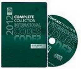 International Complete Codes Collection 2012 Volume Licensing PDF CD-ROM