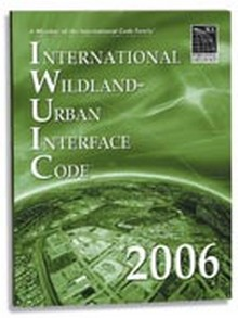 2006 ICC International Wildland Urban Interface Code (IWUIC) - Paperback