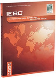 International Existing Building Code (IEBC) 2009 - Paperback