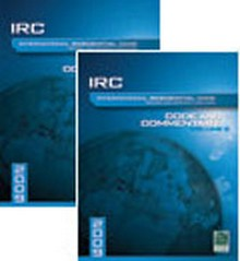 International Residential Code (IRC) and Commentary 2009 Combo CD-ROM