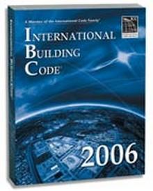 International Building Code (IBC) 2006 Paperback