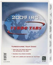 2009 International Residential Code (IRC) Turbo Tabs - Looseleaf