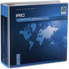 International Residential Code (IRC) 2009 - Looseleaf