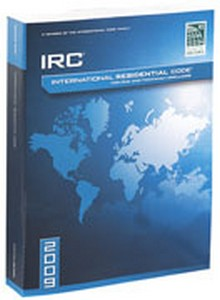 International Residential Code (IRC) 2009 - Paperback