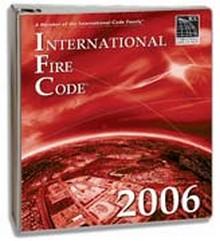International Fire Code (IFC) 2006 Looseleaf