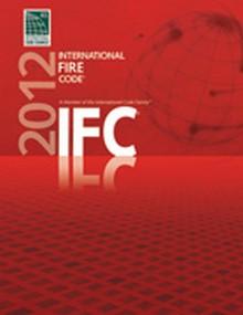 International Fire Code (IFC) 2012 - Paperback