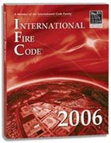 International Fire Code (IFC) 2006 Paperback