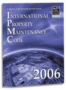 International Property Maintenance Code (IPMC) 2006 Paperback