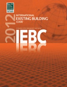International Existing Building Code (IEBC) 2012 - Paperback