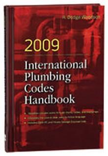 2009 International Plumbing Codes Handbook