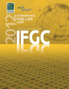 International Fuel Gas Code (IFGC) 2012 - Paperback