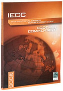 International Energy Conservation Code (IECC) and Commentary 2009 CD-ROM