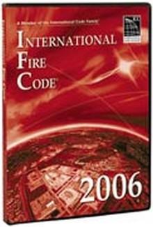 International Fire Code (IFC) 2006 CD-ROM