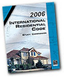 International Residential Code (IRC) Study Companion 2006