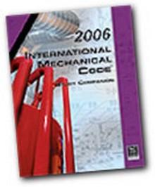 2006 International Mechanical Code (IMC) Study Companion