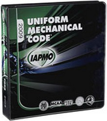 Uniform Mechanical Code 2009, Looseleaf with Tabs