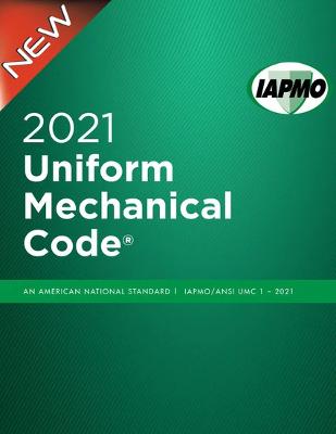 2021 Uniform Mechanical Code Looseleaf w/tabs