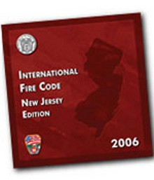 2006 International Fire Code, New Jersey Edition