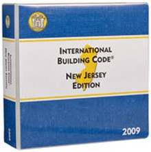 New Jersey Building Code 2009 Edition