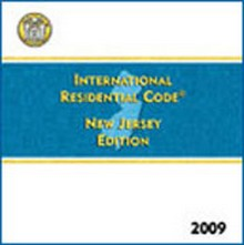 New Jersey Residential Code 2009 Edition
