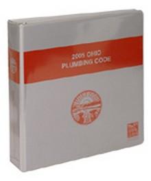 2005 Ohio Plumbing Code