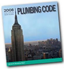 2008 New York City Plumbing Code