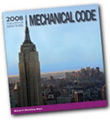 2008 New York City Mechanical Code