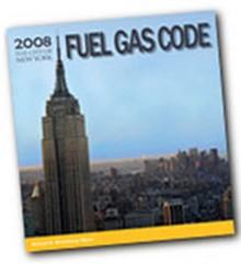 2008 New York City Fuel Gas Code