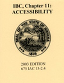 Indiana Chapter 11 Fair Housing & Accessibility