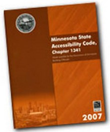 2007 Minnesota State Accessibility Code, Chapter 1341