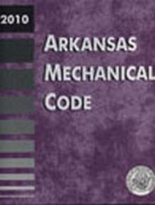 2010 Arkansas Mechanical Code