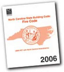 North Carolina State Fire Code, 2006 Edition
