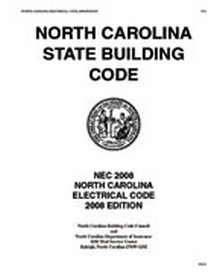 North Carolina Amendments to the 2008 NEC