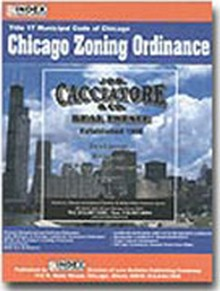 2008 Chicago Zoning Ordinance Code