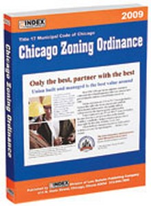 2009 Chicago Zoning Ordinance Code