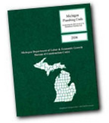 2006 Michigan Plumbing Code
