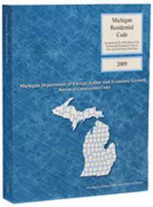 Michigan Residential Code 2009