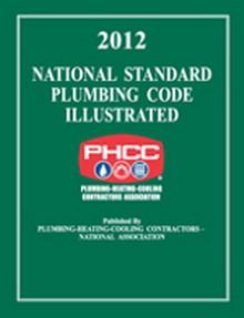 2012 National Standard Plumbing Code Illustrated