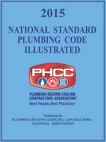 2015 National Standard Plumbing Code Illustrated