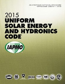 2015 Uniform Solar Energy and Hydronics Code