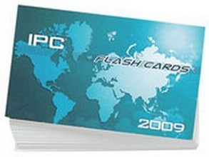 Flash Cards - 2009 International Plumbing Code (IPC)